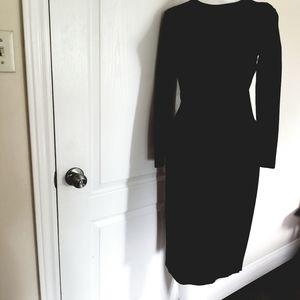 Anne Klein  fitted dress